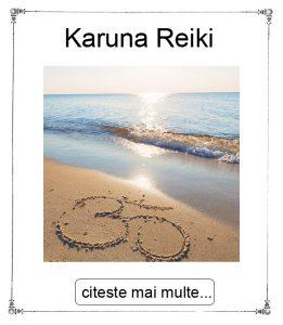 Initiere Reiki - Karuna Reiki