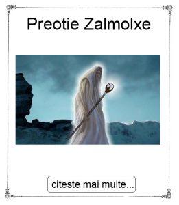 Ordinul lui Zalmoxis initieri