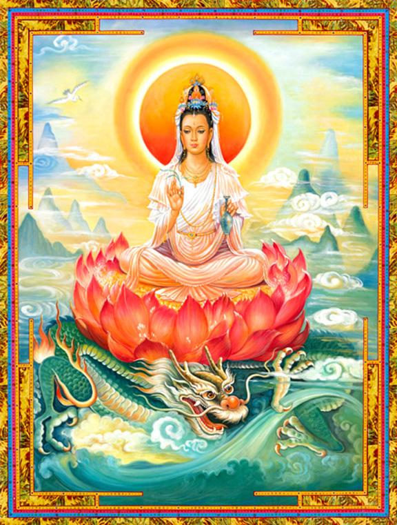 Initiere in Flacara Lavanda a lui Quan Yin, oferita de maestrul Gabriela Bogdan