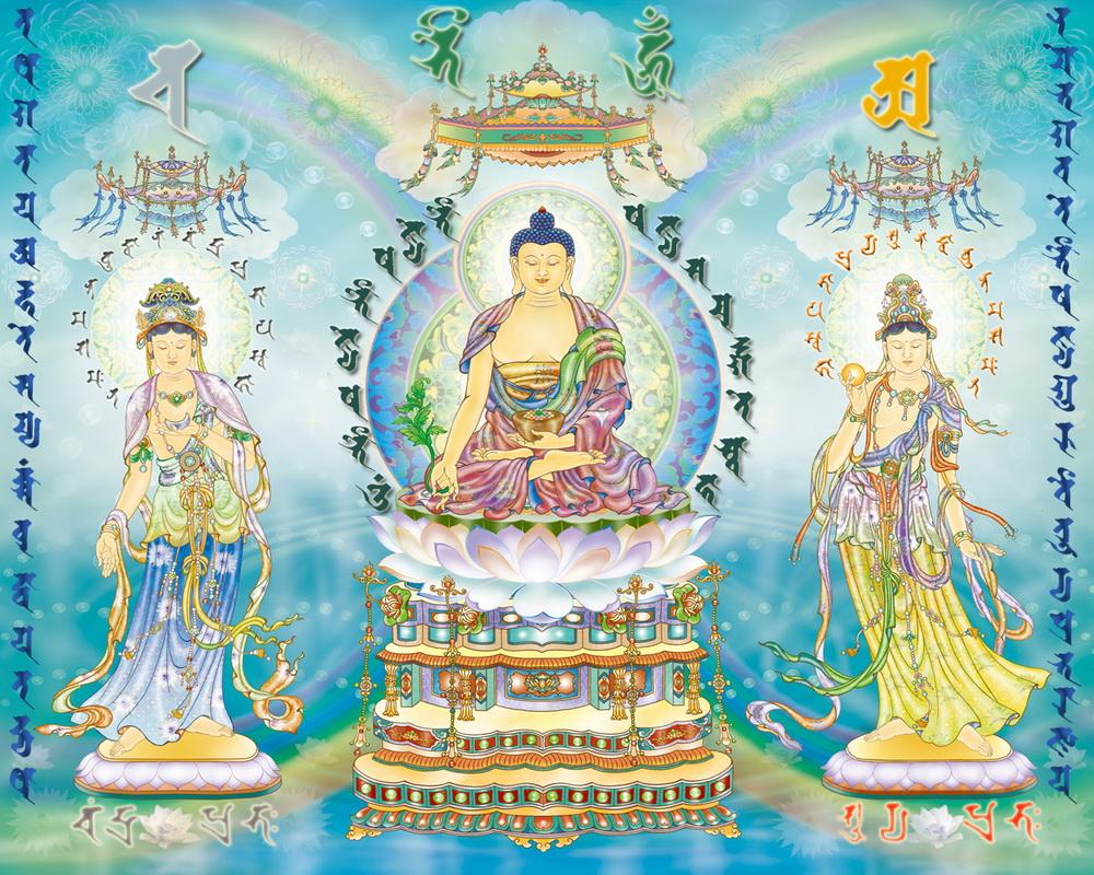Initiere in Buddha al Medicinei, vindecator al luminii Lapis-Lazuli, oferita de maestrul Gabriela Bogdan