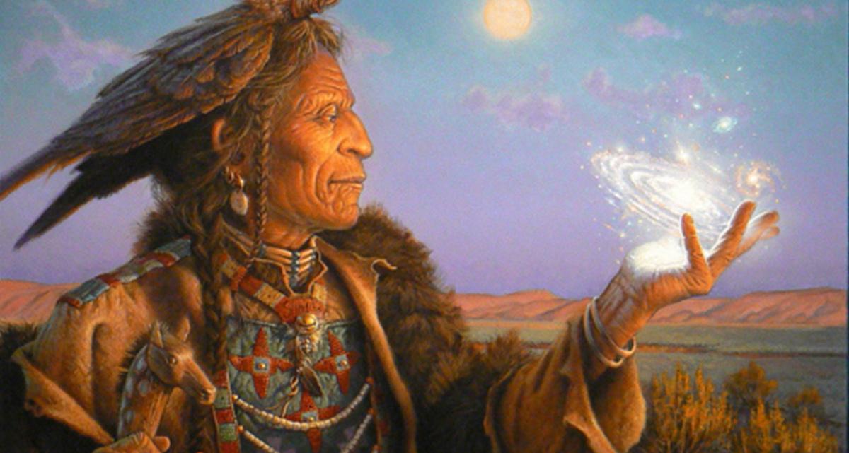 Initiere shamanica Ama Deus, oferita de maestrul Gabriela Bogdan