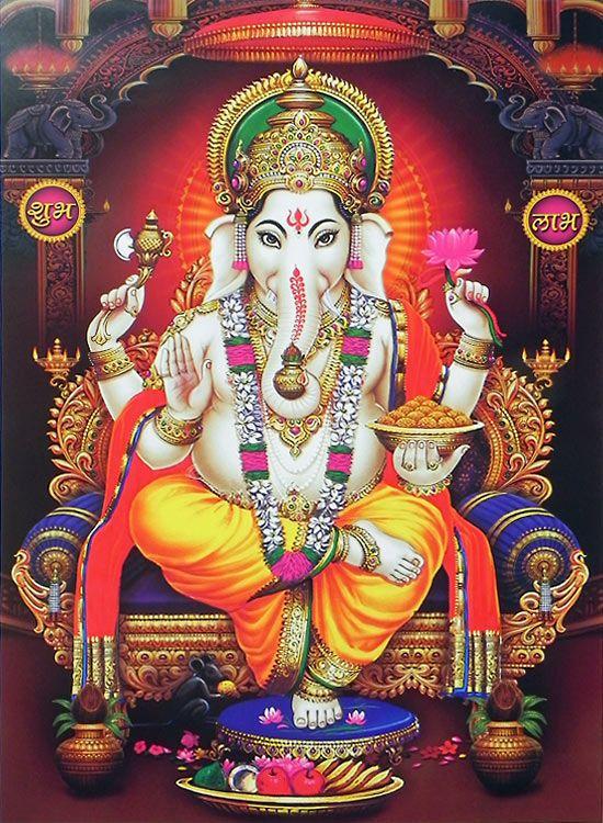 Ritualul Lord Ganesh pentru a indeparta blocajele din calea noastra