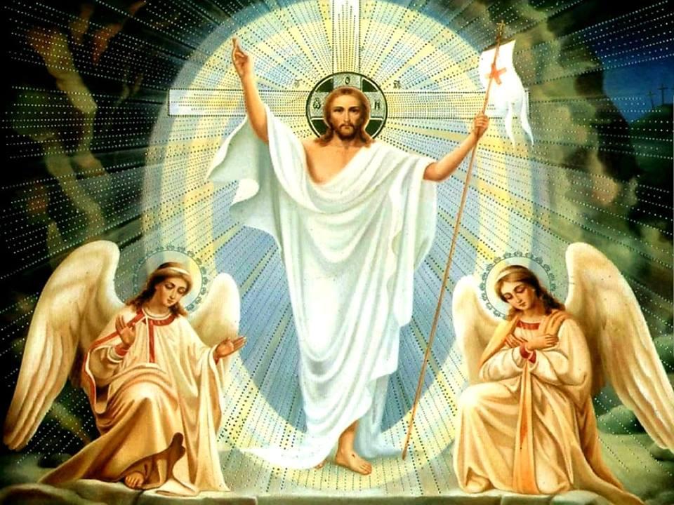 Invocatia Luminii Sacre a Invierii!