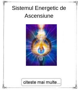 Sistemul Energetic de Ascensiune, sub indrumarea maestrului Gabriela Bogdan