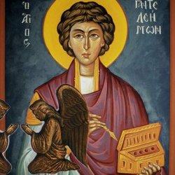 Rugaciunea catre Sfantul Mucenic Pantelimon (vindecatorul de boli)