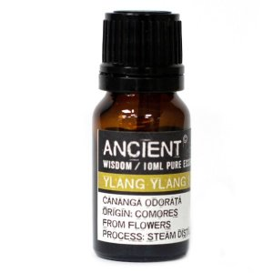 Ulei esential ylang ylang - puritate 100% - 10 ml