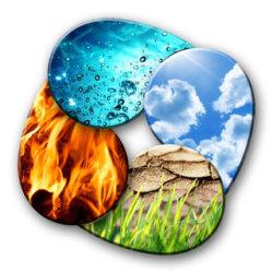 Rugaciune pentru purificare cu cele patru elemente