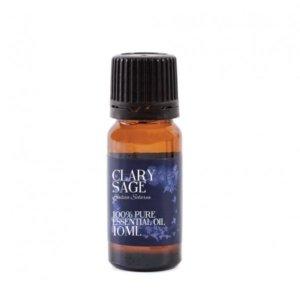Ulei esential de Salvie sclarea - puritate 100% - 10 ml