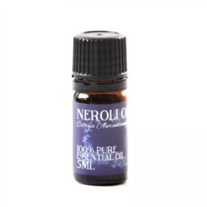 Ulei esential Neroli (flori de portocal) - puritate 100% - 5 ml