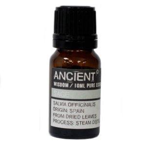 Ulei esential de salvie - puritate 100% - 10 ml