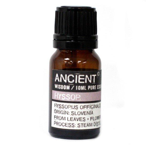 Ulei esential Isop (Slovenia) - puritate 100 % - 10 ml