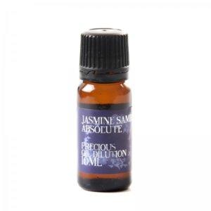 Iasomie absolut (Jasmine sambac) - diluat 3% in ulei de jojoba - 10ml