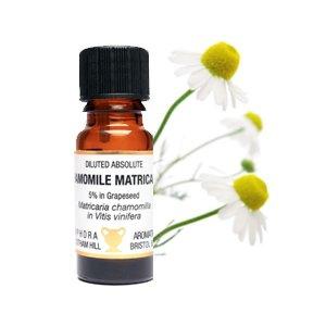 Ulei esential de musetel german diluat 5% in ulei de strugure – 10 ml
