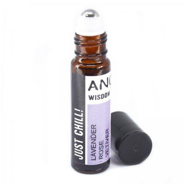 Roll on – Just Chill! (Relaxeaza-te!) – amestec de uleiuri esentiale – 10 ml