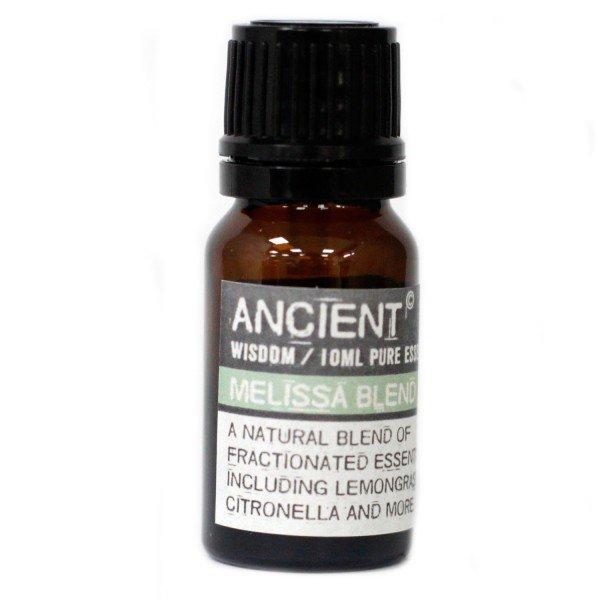 Ulei esential amestec - melissa (roinita) - puritate 100% - 10 ml