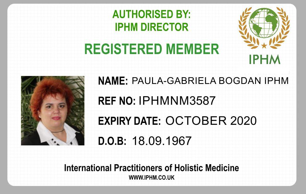Autorizatie IPHM