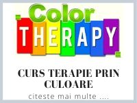 Curs Terapia prin Culoare