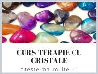 Curs Terapia cu Cristale