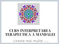 Curs Interpretarea Terapeutica a Mandalei