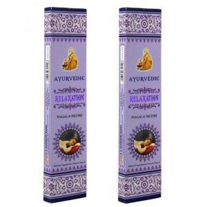 Bete parfumate Ayurvedic Relaxare