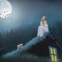 Luna Plina, este un moment perfect sa eliberezi ceea ce nu iti mai serveste