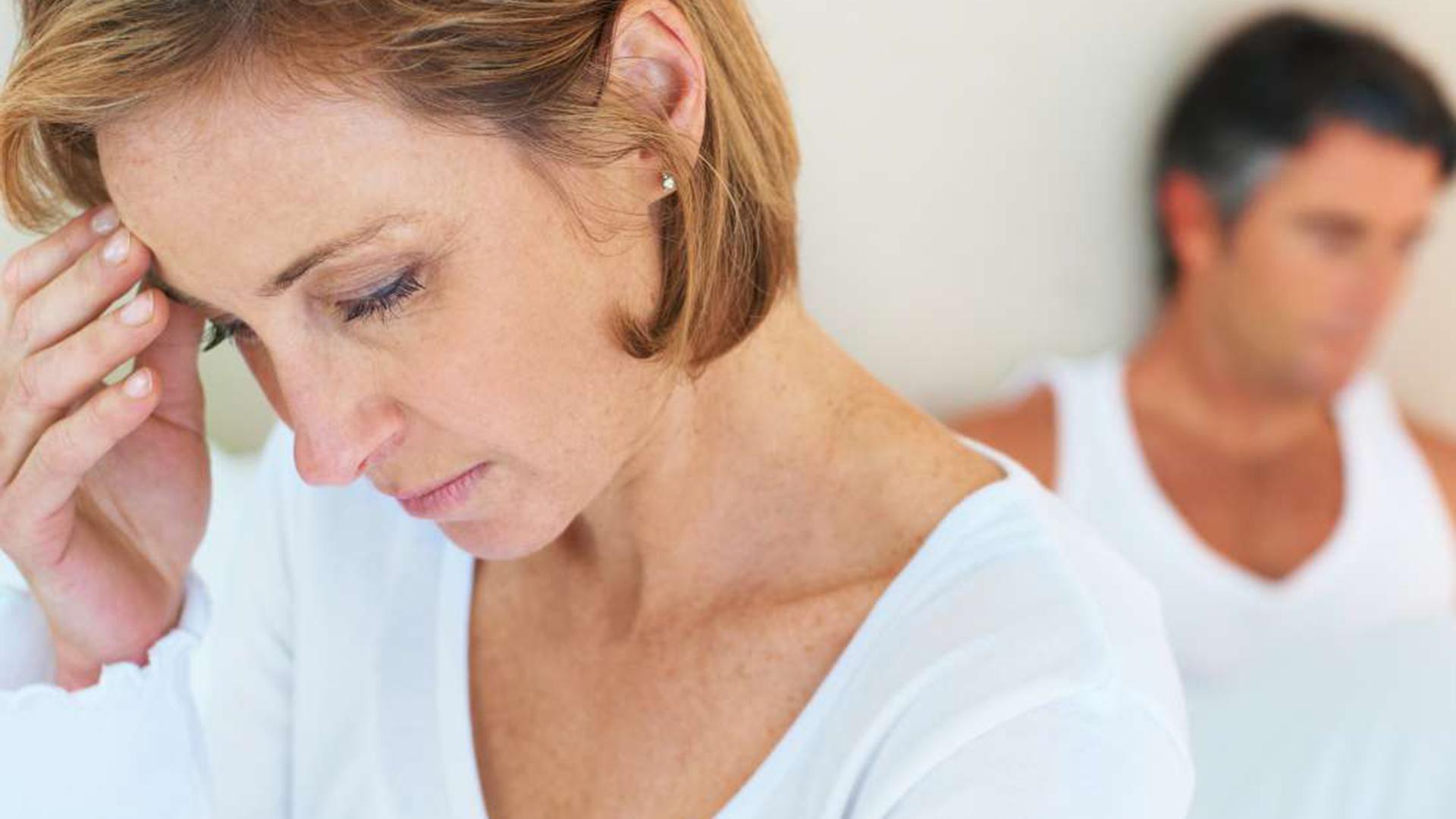 Uscaciunea vaginala la menopauza