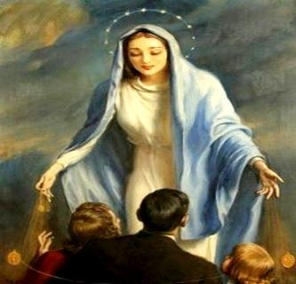 Rugaciune pentru indeplinirea dorintelor catre Maica Domnului