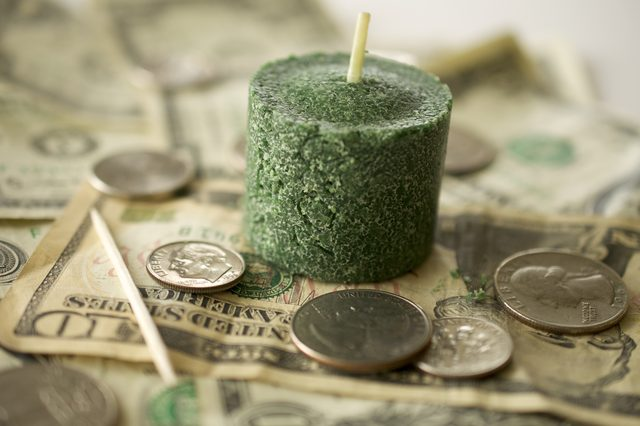 Ritual de atragere a banilor, succesului