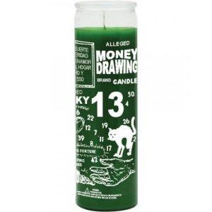 Lumanare pentru atragerea banilor - Money Drawing