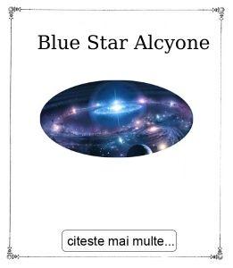 Blue Star Alcyone