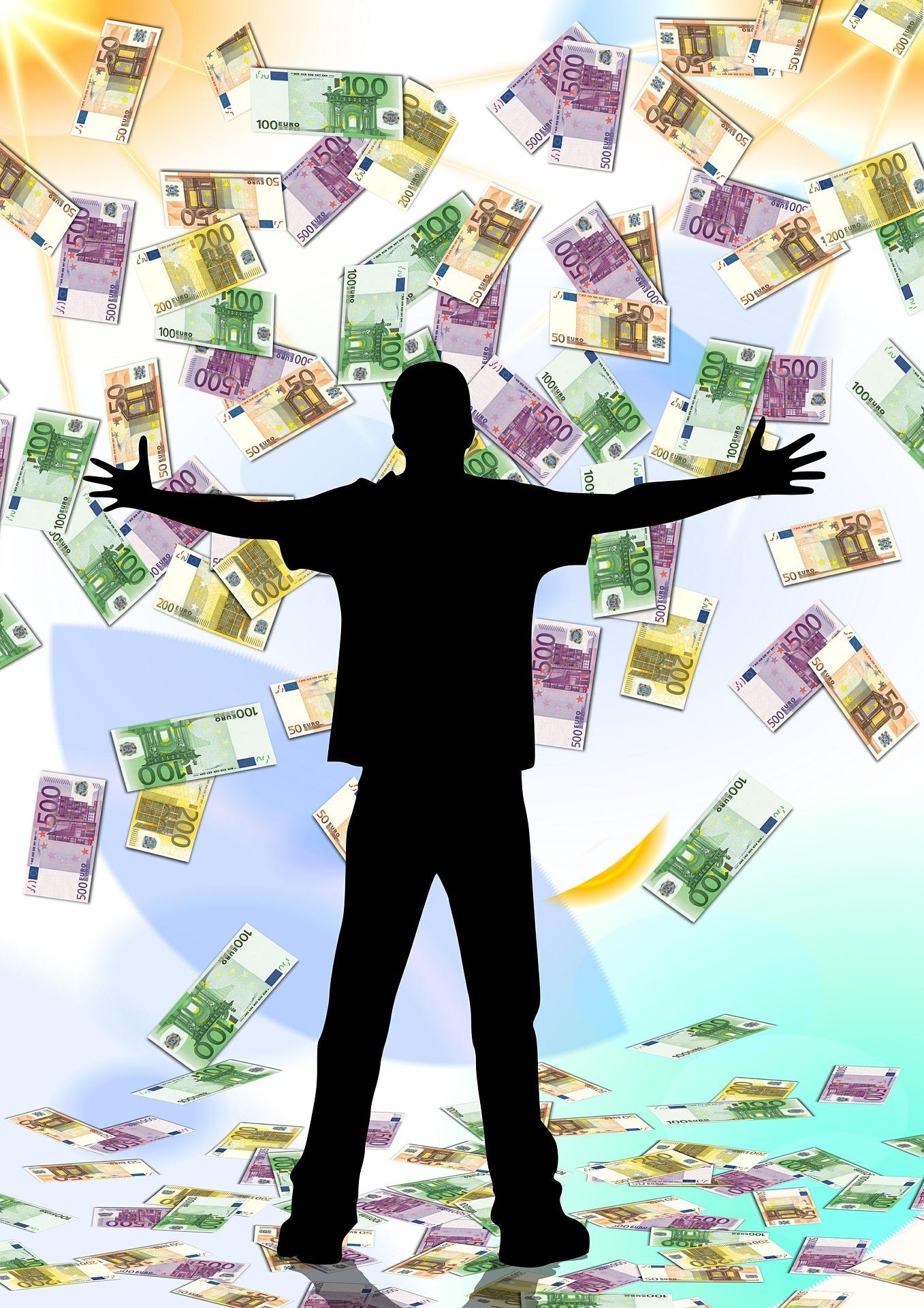 Vasul prosperitatii simbolul bogatiei succesului si prosperitatii