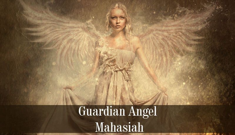 Mahasiah, Inger al vindecarii, al pacii, al impacarii, al iubirii, al prosperitatii